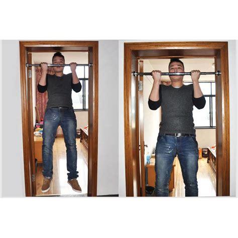 Tiang Latihan Pull Up Pintu 62 100cm tiang latihan pull up pintu pattern grip 62 100cm black