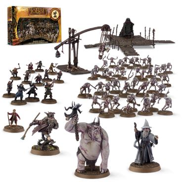 Warhammer Escape From Goblin Town Ltd Edition Eng 1 the hobbit workshop webstore