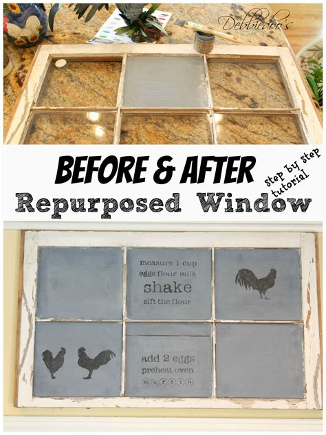 repurposed diy projects how to make an window into a chalkboard work of