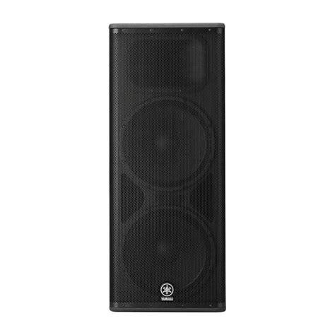Speaker Aktif Yamaha Dsr 215 yamaha dsr 215 kule tipi aktif kabin hoparl 246 r 174 en iyi