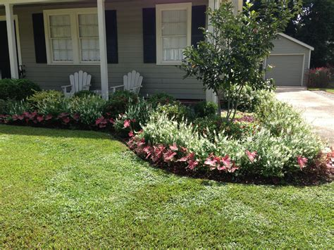 Garden Flower Beds Ferdian Beuh Landscaping Flower Bed Ideas
