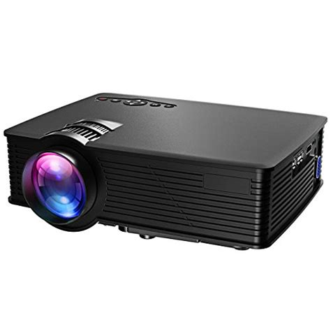 Lcd Projector Mini Portable victsing lcd projector mini portable hd 1080p led import it all