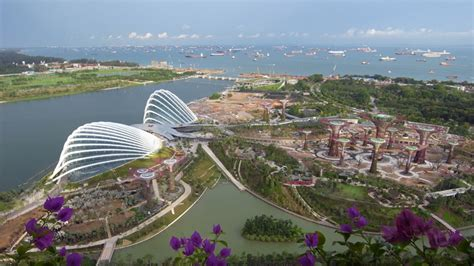Gardens At South Bay by Grant Associates Bay South Gardens By The Bay