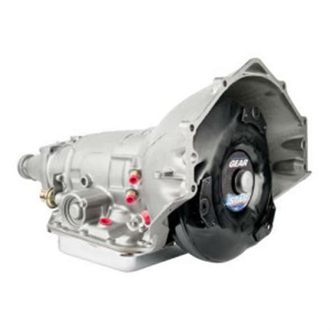 turbo  transmission  specs  parts guide