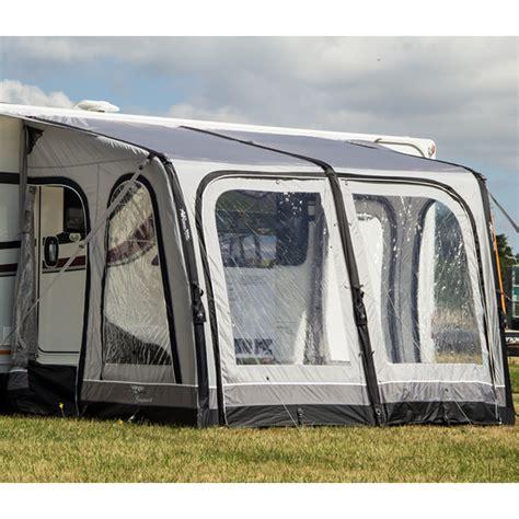 caravan awnings outlet vango braemar ii 300 inflatable caravan awning 2018