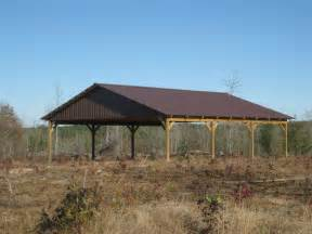Barn Roof Pole Barn Roof Only Kit Arbor Wood Products