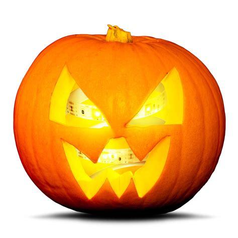 pumpkin light illuminate your gaming pc or o lantern