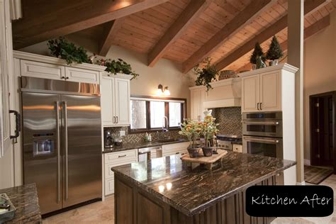 kitchen remodel ideas before and after home remodeling inspiration and motivation town and