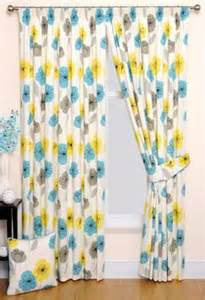 Gray Yellow Teal Curtains 1000 Images About Curtains On Teal Curtains Teal And Custom Curtains
