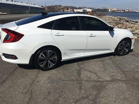 Dimming Led Lights Problems Finally My 2016 Honda Civic Ex T White Mod 2016
