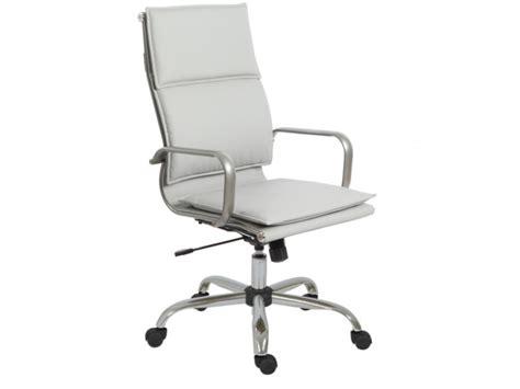 fauteuil de bureau ashton simili gris hauteur r 233 glable
