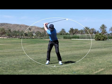 golf swing circle complexity versus simplicity why you don t want to know