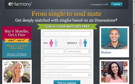 harmony test eharmony test avis infos et tarifs