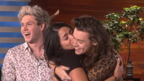 harry styles fan one direction met harry styles on the degeneres