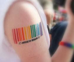 barcode tattoo shoulder colorful barcode tattoo on right shoulder tattooshunt com