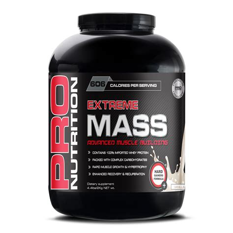 Mass Gainer Pro100 Pro 100 Masslab Mass Lab Weight Gainer T0210 Pro Nutrition Mass 2kg Pro Nutrition