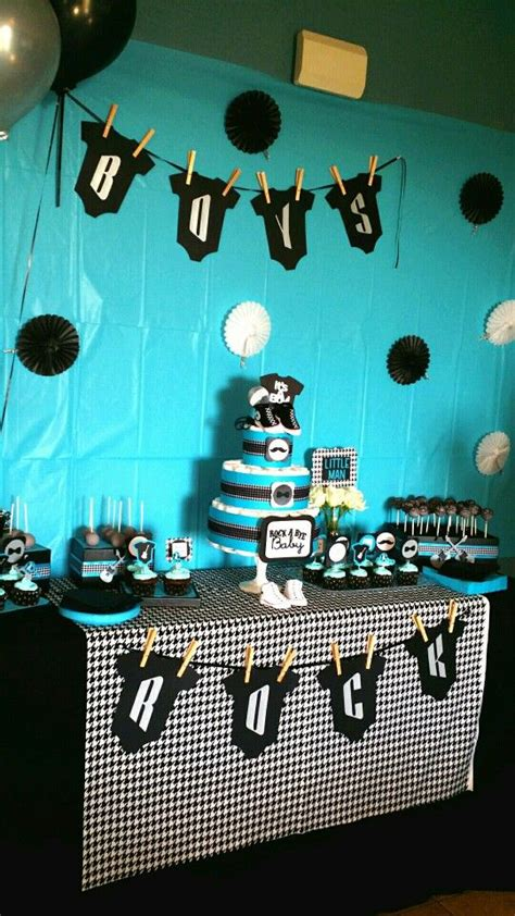Rock A Bye Baby Baby Shower Theme by Best 25 Rock Baby Showers Ideas On Rock A Bye
