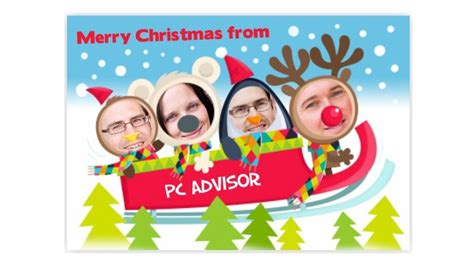 make a personalised card how to make personalised cards how to pc advisor
