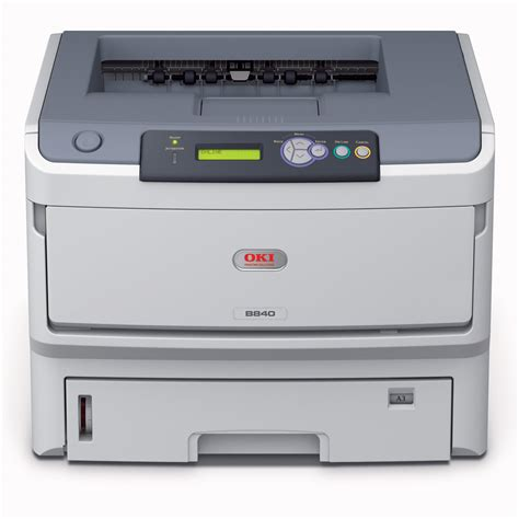 Printer Oki oki b840n a3 mono led laser printer 44676004
