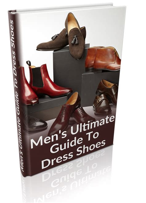 shoe book s ultimate guide to dress shoes free e book real real style