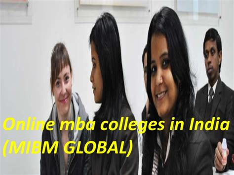 Best International Mba Programs In India by Make A Career In The Top Mba Programs In India