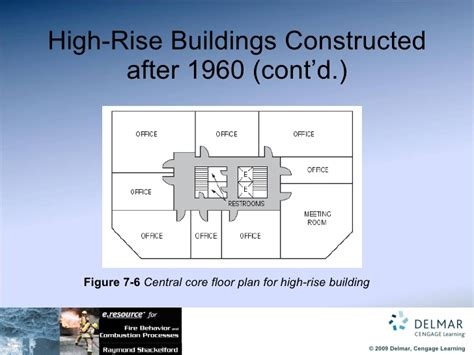 Floor Plan Stairs chapter 07 high rise building fires