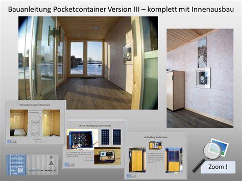 www wohnungen bauanleitung seecontainer mikrohaus