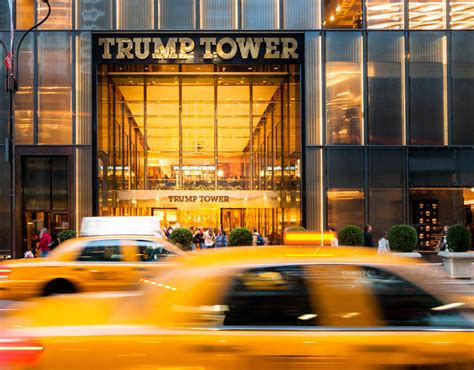 donald trump s apartment inside view of trump tower pictures pics express co uk