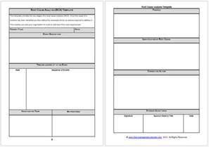 it rca template root cause analysis templates 8 docs for word excel