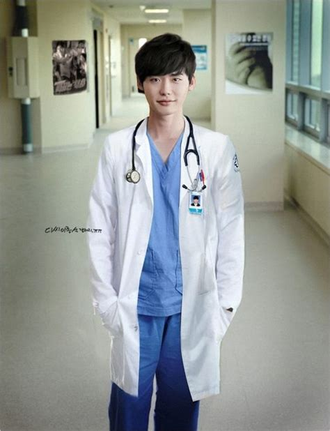 drama lee jong suk doctor lee jungsuk or park hoon in doctor strangers korean