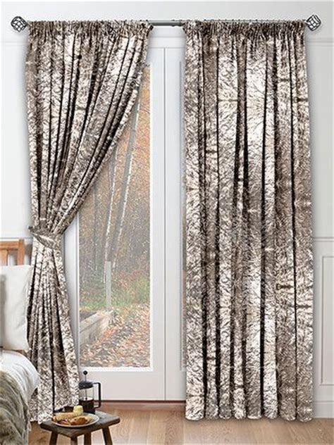 crushed velvet curtains grey 17 best ideas about mink curtains on pinterest grey