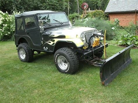 1977 Jeep Cj5 For Sale Buy Used 1977 Jeep Cj5 Base Sport Utility 2 Door 5 0l In