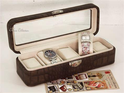 scatole porta orologi davinci collection complementi d arredo oggetti da
