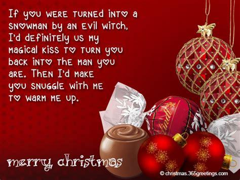 christmas messages  boyfriend christmas celebration