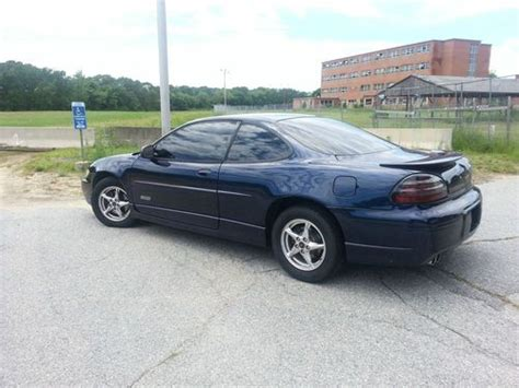 2000 grand prix transmission used pontiac grand prix html buy used 2000 pontiac gtp 400hp supercharged in groton connecticut united states for us 6 000 00