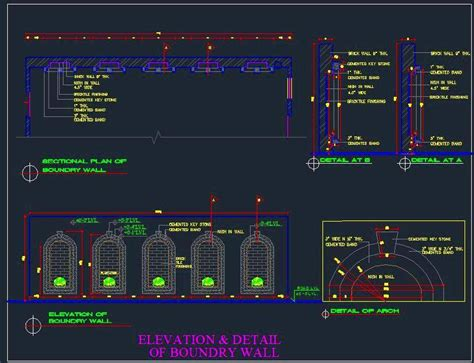 Home Design Exterior Software by Boundary Wall Design Plan N Design