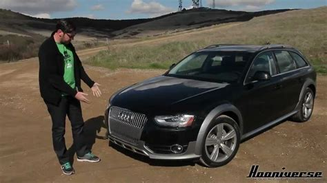 Audi A4 Offroad by 2013 Audi Allroad Road Review