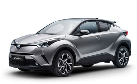 Toyota Crossover Vehicles Toyota 2017 C Hr Hybrid Crossover Important For Europe