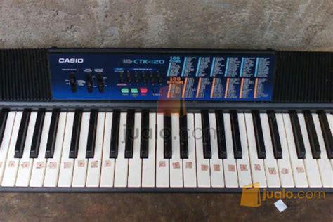 Keyboard Casio Di Glodok keyboard casio ctk 120 jakarta timur jualo