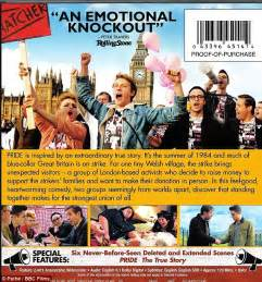 cover film london love story pride dvd cover for gay activist movie has all references