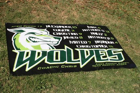 Vinyl Modified Mba sports team banners the best banner 2017