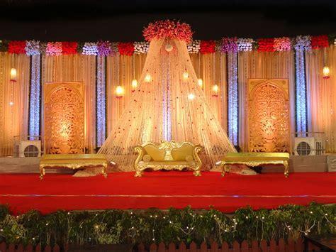Mumbai Indian Wedding Reception Decorators and Planners