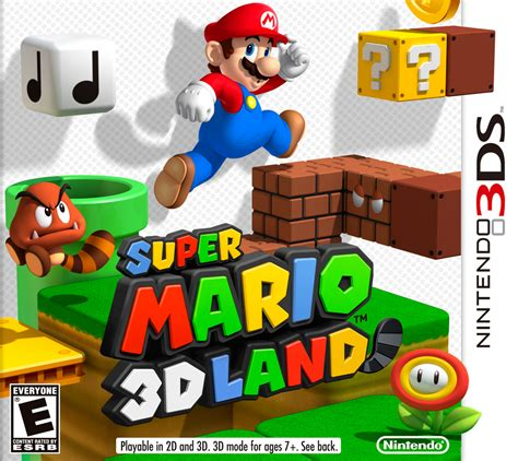 Nintendo 3ds Xl Mario 3d Land Original N3ds mario 3d land nintendo 3ds ign