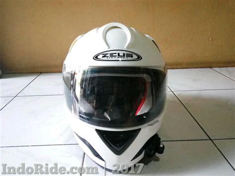 Helm Zeus Zs 806 review helm zeus zs 806 helm impor murah plus visor mengapa layak dibeli indoride