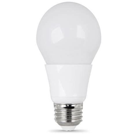 menards led light bulbs feit 40 watt replacement 3000k dimmable led light bulb at