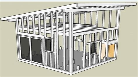 shed style house plans simple shed roof framing simple shed roof house plans