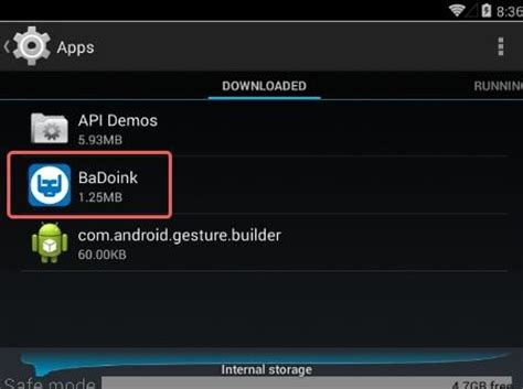 android redirect virus badoink app java