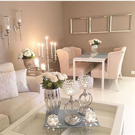 gold accessories for living room best 25 silver living room ideas on