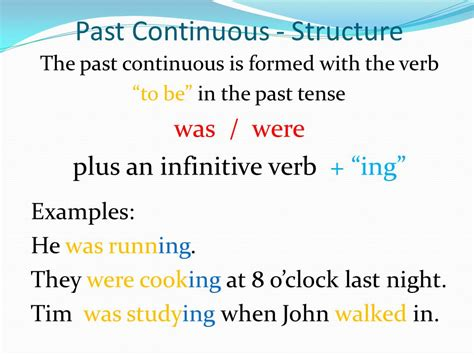 past perfect continuous verb tense diagram grammar overview a review of the tenses ppt video