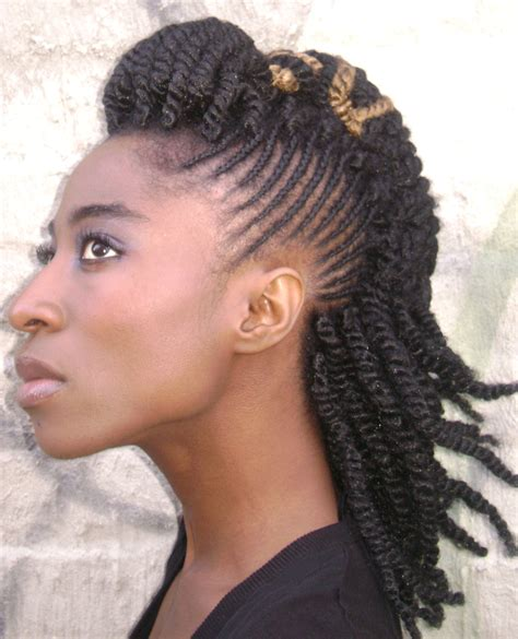 Twists Braids Hairstyles by Twist Hairstyles Beautiful Hairstyles